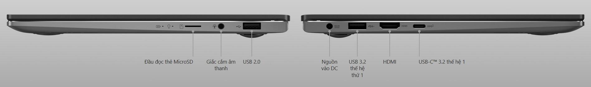VivoBook S333JA-EG034T Connect