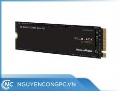 Ổ cứng SSD WD Black SN850 2TB NVMe M.2 PCIe Gen 4