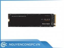 Ổ cứng WD Black SN850 500GB NVMe SSD PCIe Gen 4 M.2
