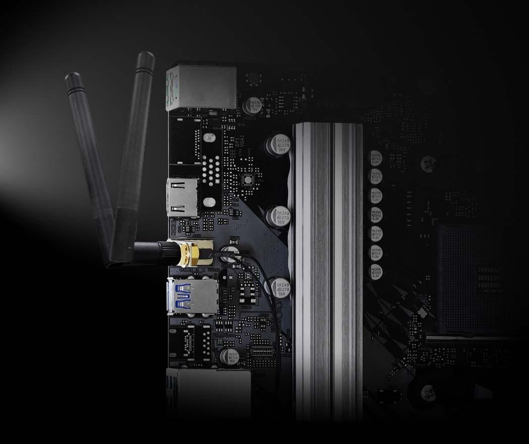 WiFi băng tần kép 802.11ac