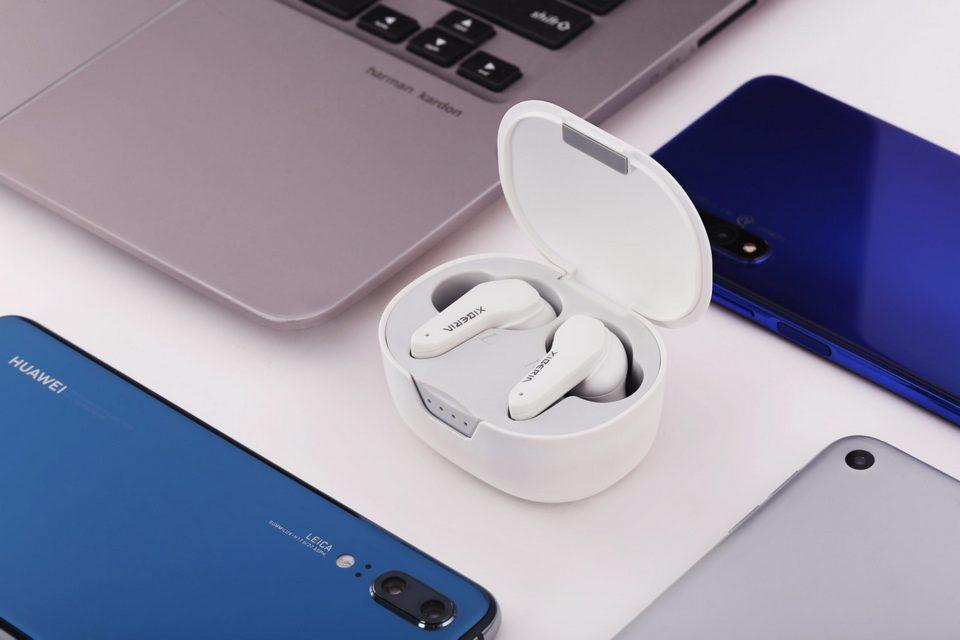 XIBERIA W3 Bluetooth 5.0 White