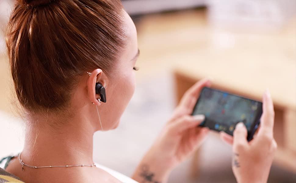 XIBERIA W3 Bluetooth 5.0 Đen Game