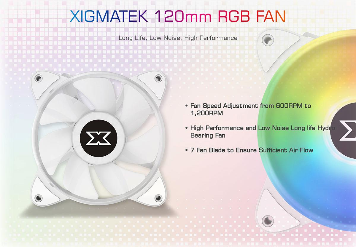 BX 120 Fans