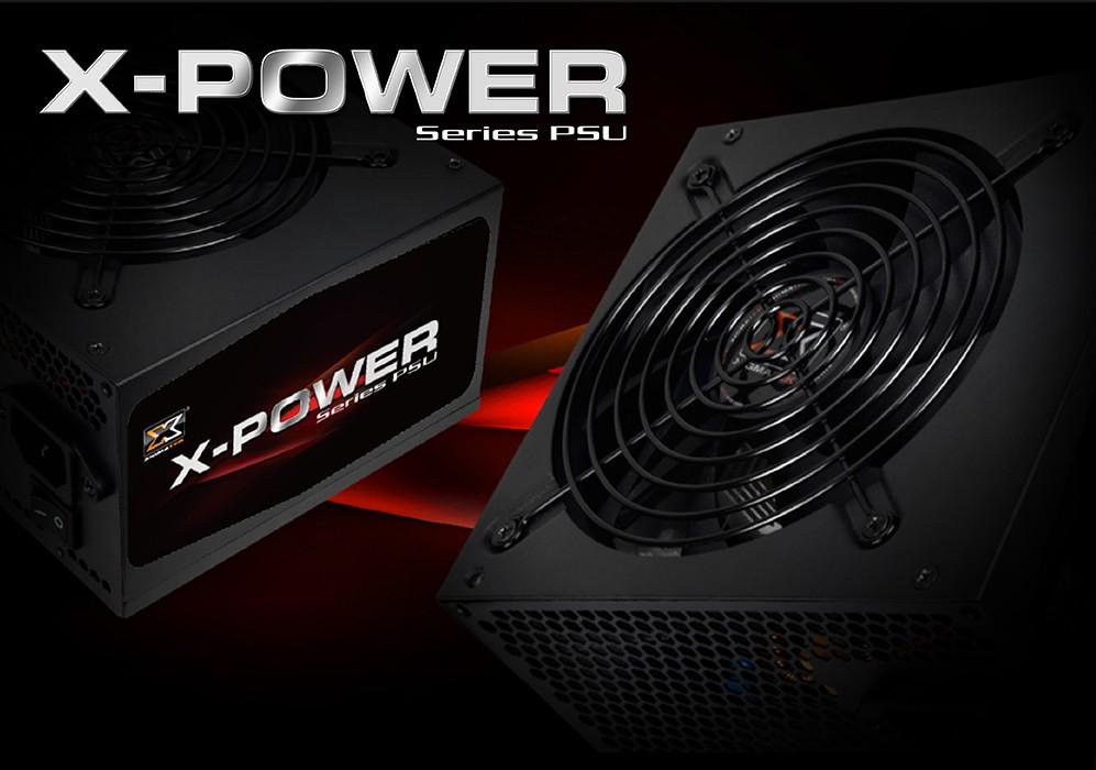 Nguồn máy tính XIGMATEK X-POWER X-350 EN40544