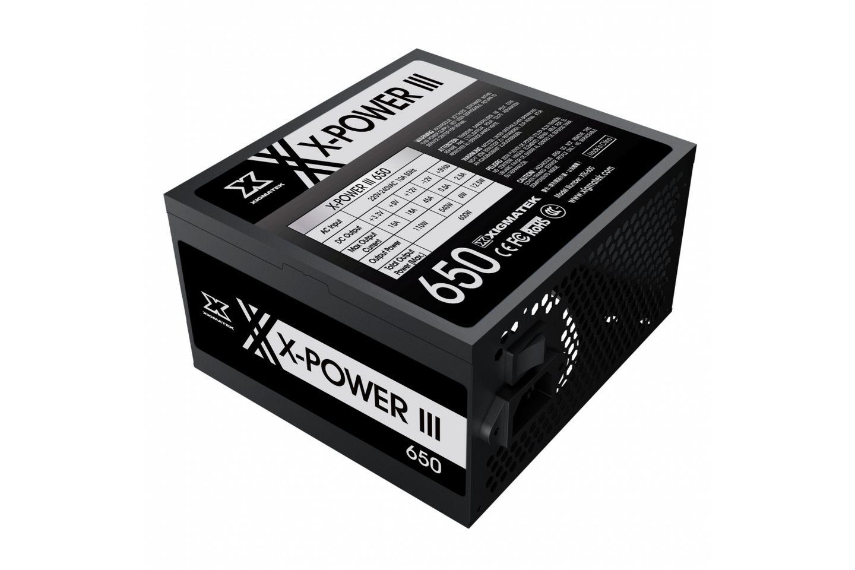 Nguồn Máy Tính Xigmatek X-Power III 650