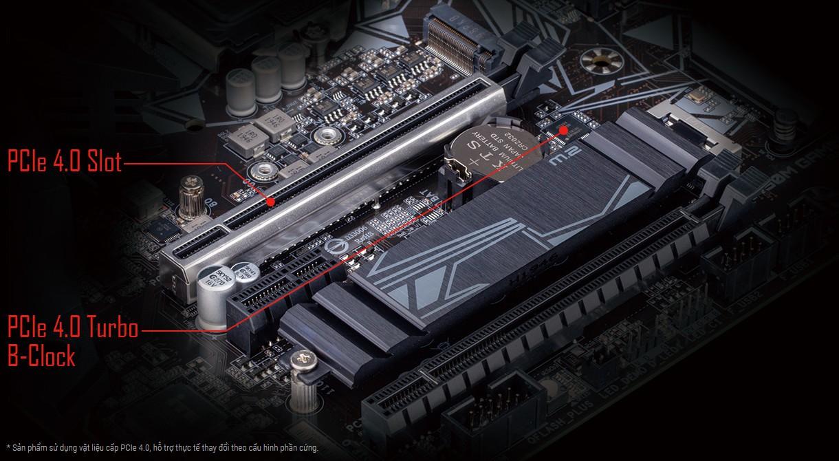 Z490M GAMING X PCIe 4.0