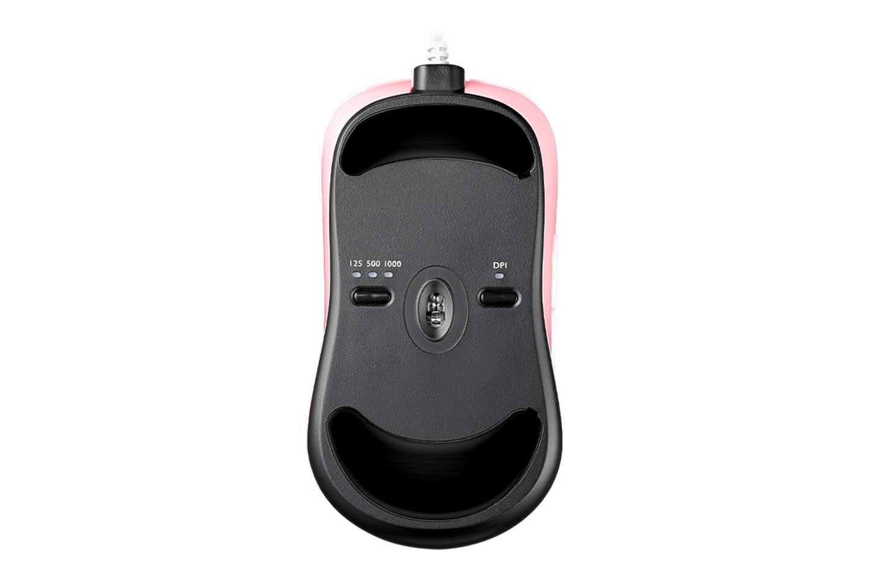 Zowie S1 Divina Pink cho phép người dùng điều chỉnh DPI