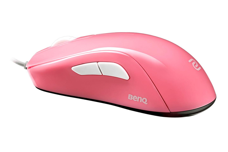 Zowie S2 Divina Pink cung cấp khả năng hỗ trợ lòng bàn tay
