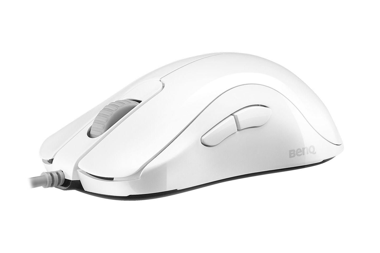 Chuột Zowie ZA12-B White đều được thiết kế không cần trình điều khiển