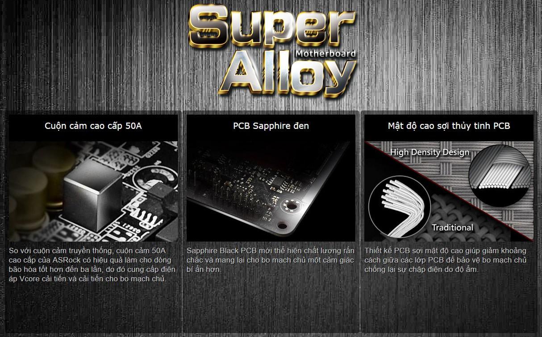 Asrock Z490M Pro4 super alloy