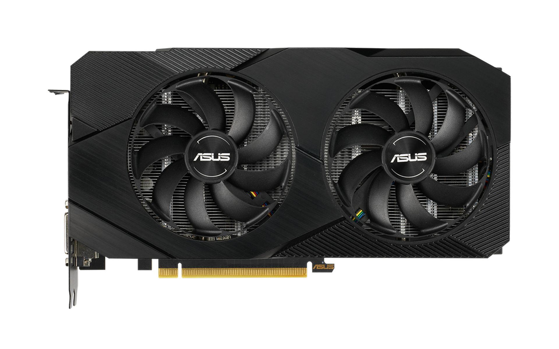 VGA ASUS Dual GeForce RTX 2060 OC edition EVO