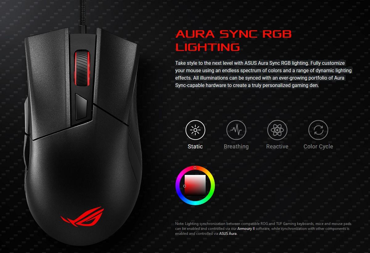 ASUS Aura Sync RGB