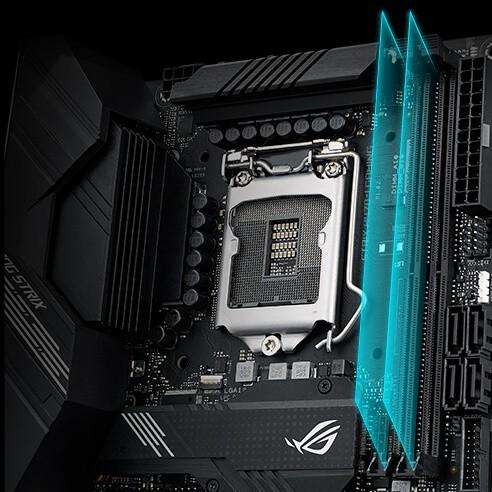 Hỗ trợ 2 DDR4 DIMM
