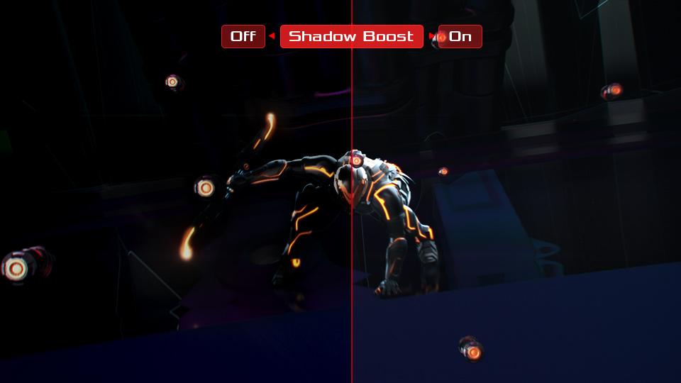ASUS Shadow Boost - làm sáng các vùng tối