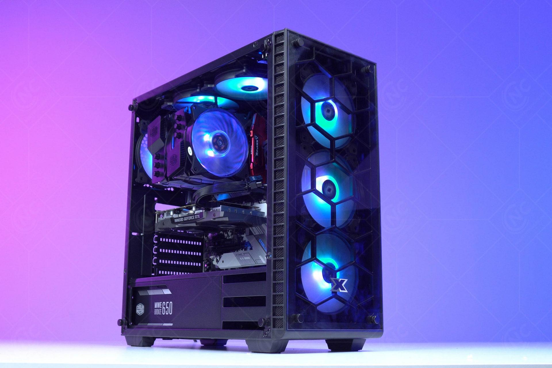 Bộ máy tính PC Intel Core i9 10900 | RAM 32G | GTX 1660 6GB