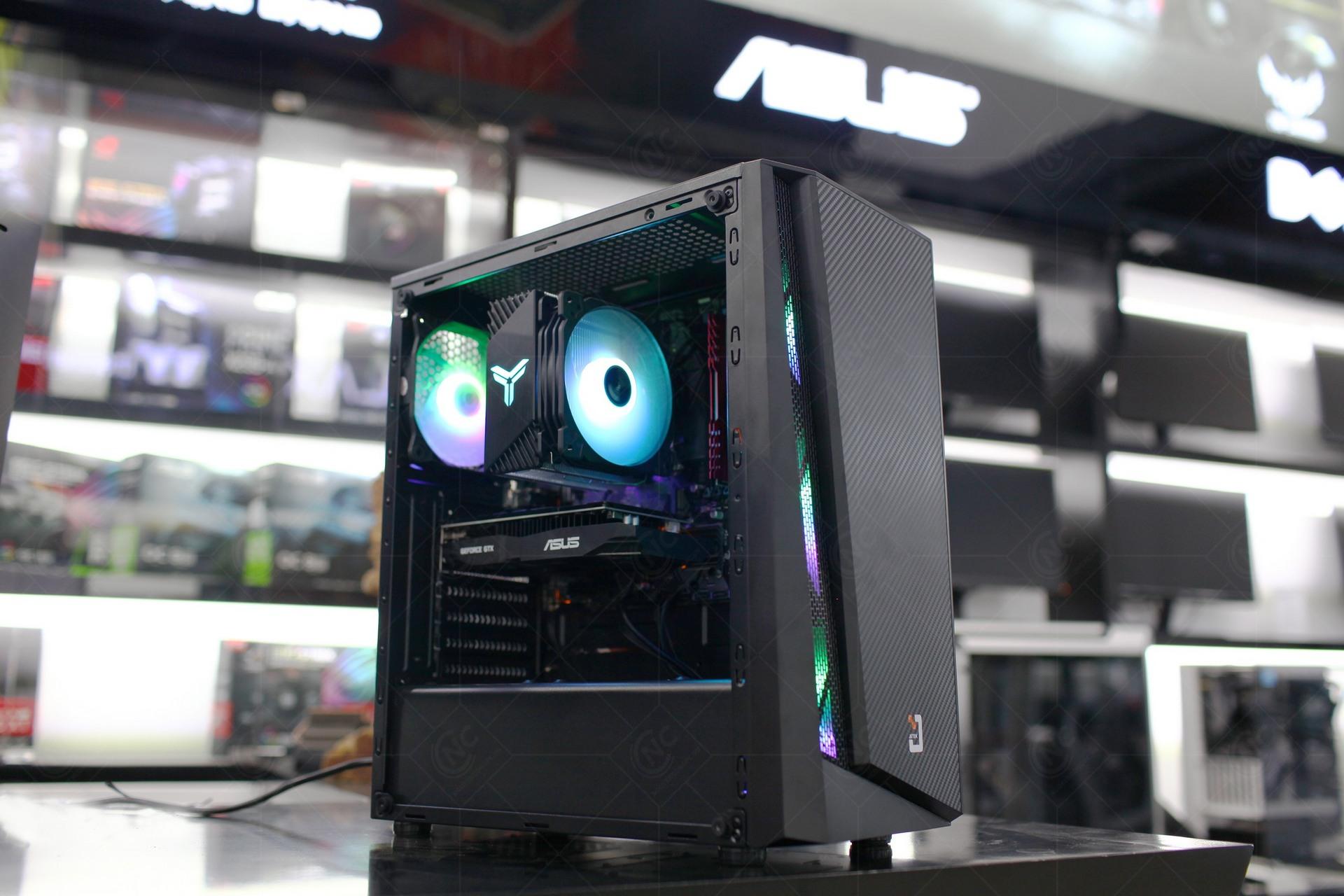 Case Jetek Game Vector G9325  (Chưa quạt)