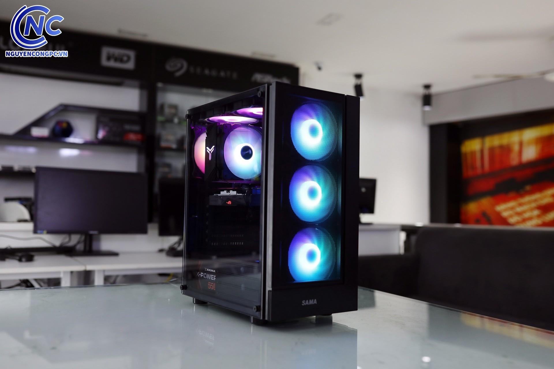 Bộ PC i5 10400 | B460 GAMING | RAM 16GB | RTX 2060 | NVMe
