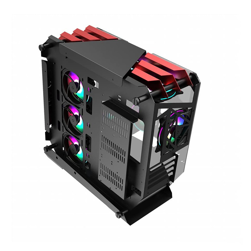 Vỏ máy tính Case SAMA TG-03 Red