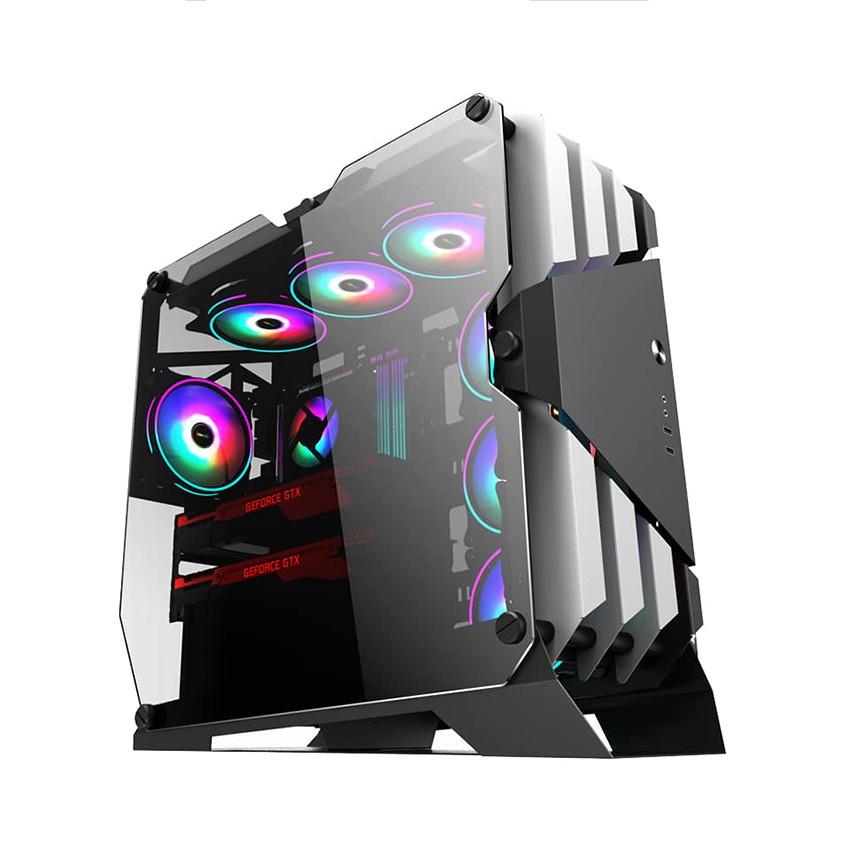 Vỏ máy tính Case SAMA TG-03 White