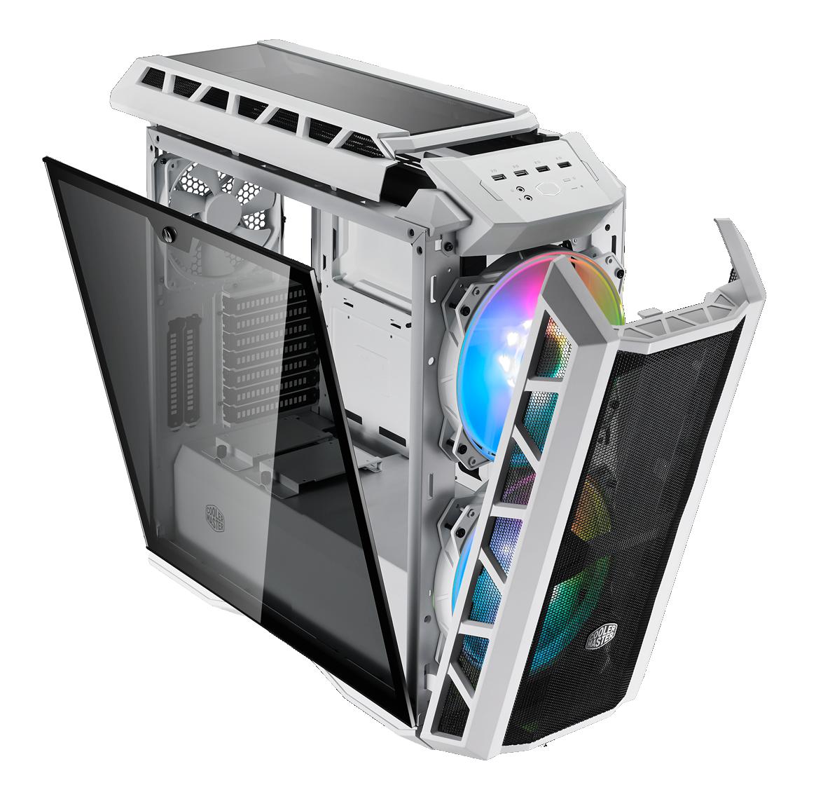 H500P White ARGB có thiết kế chuẩn mực