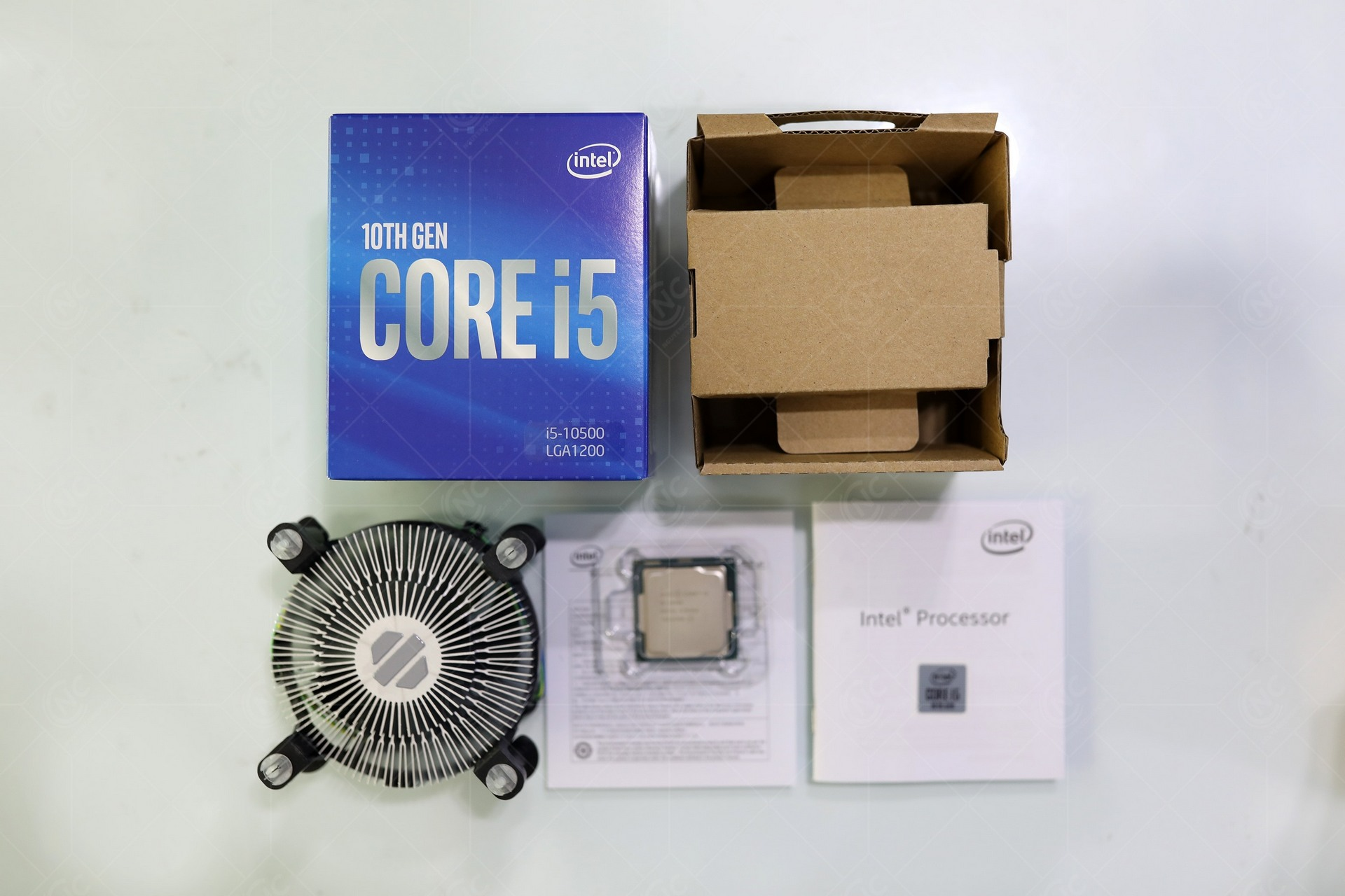 Intel Core i5 10500 unbox