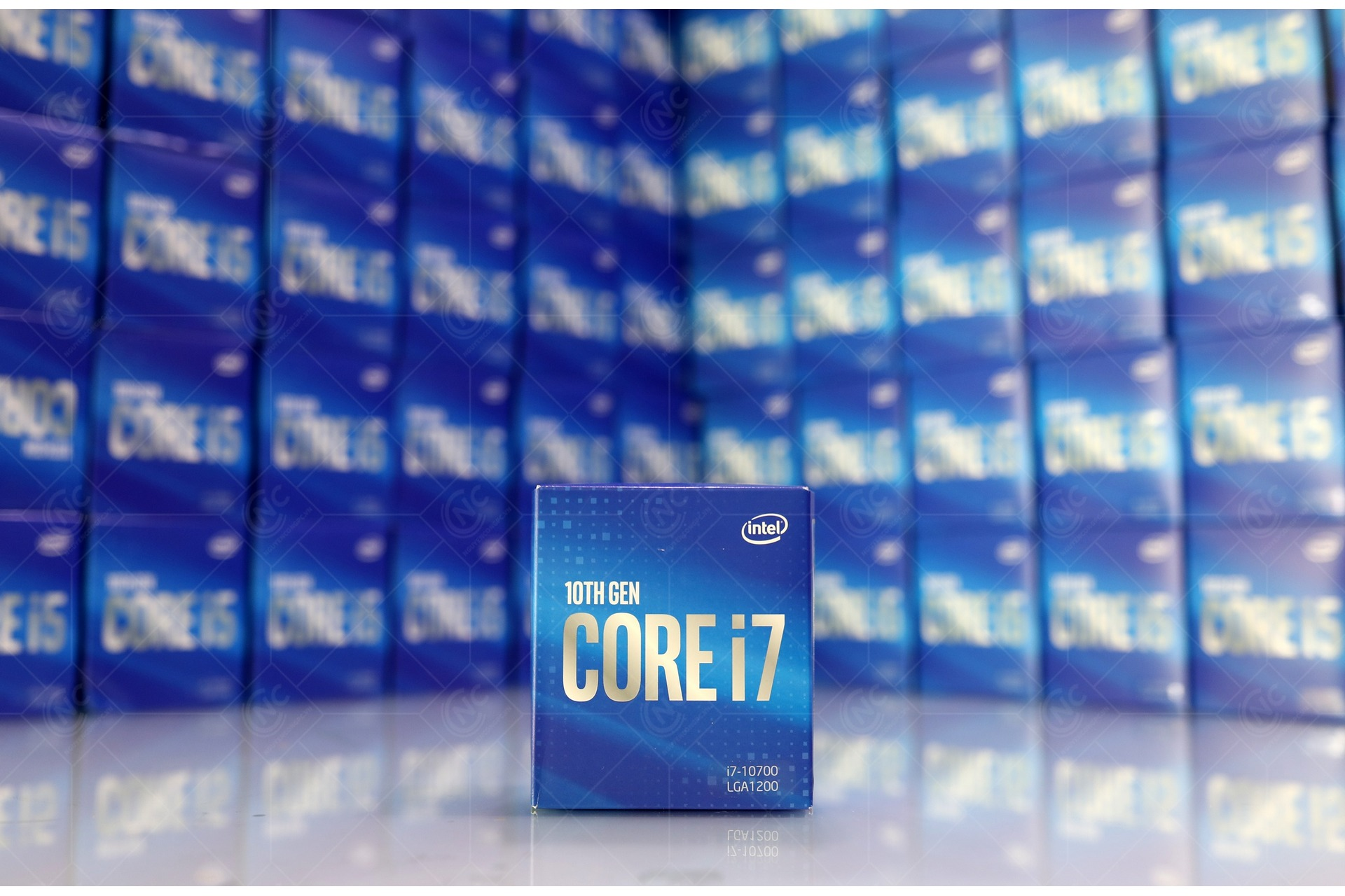 CPU Intel Core i7 10700