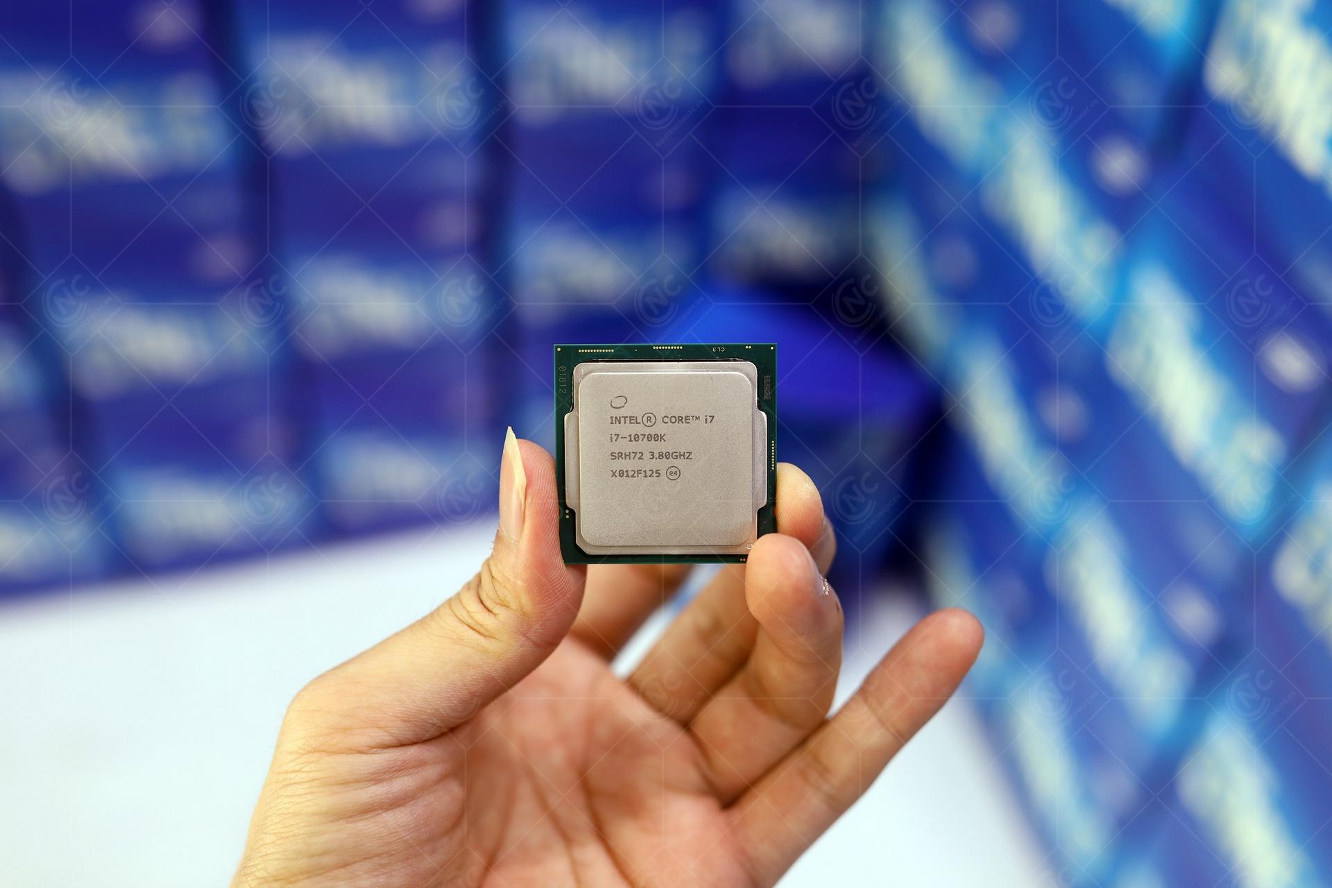 i7-10700K chính hãng tại Việt Nam