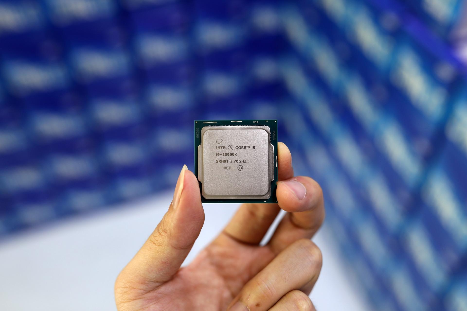 cpu i9-10900K