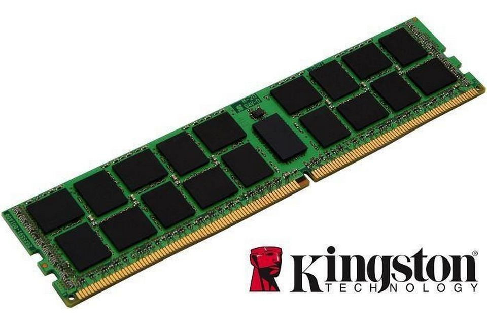 Kingston 16GB 2666MHz CL17 DDR4 ECC REG DIMM