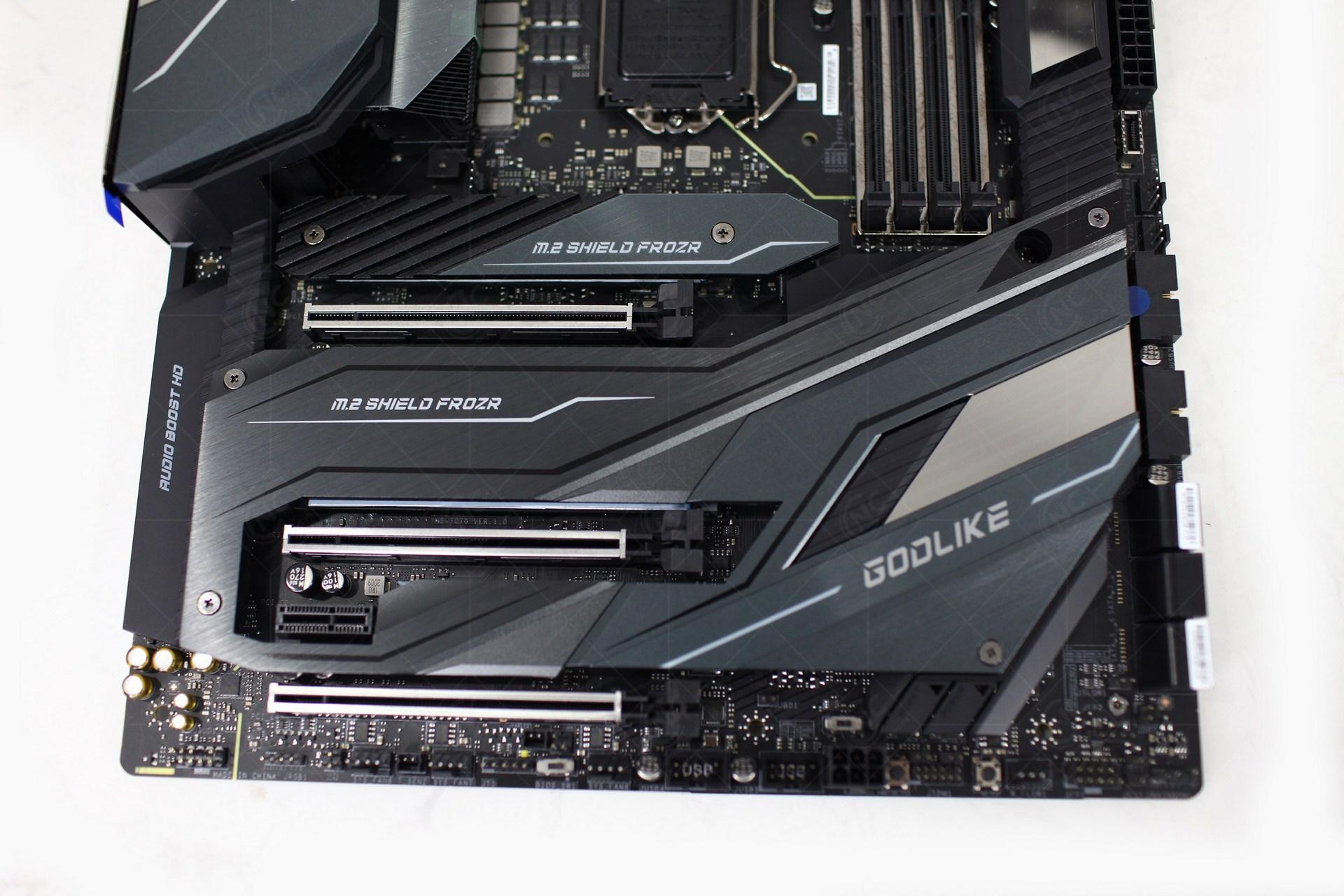 Giải pháp làm mát cho SSD NVMe - M.2 Shield Frozr