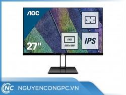 Màn hình AOC 27V2Q 27 Inch/FHD/IPS/75Hz/FreeSync