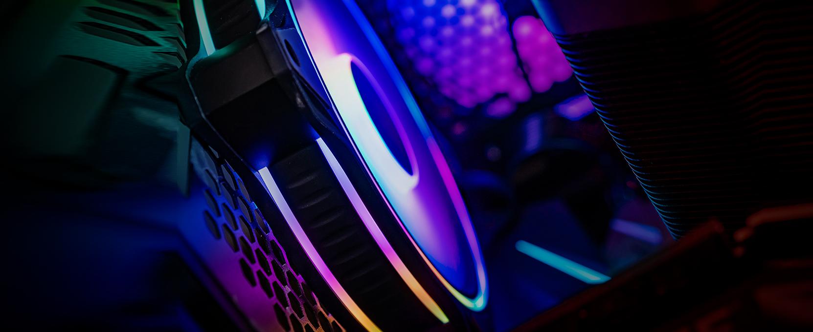 Quạt tản nhiệt Coolermaster MasterFan MF120 Halo