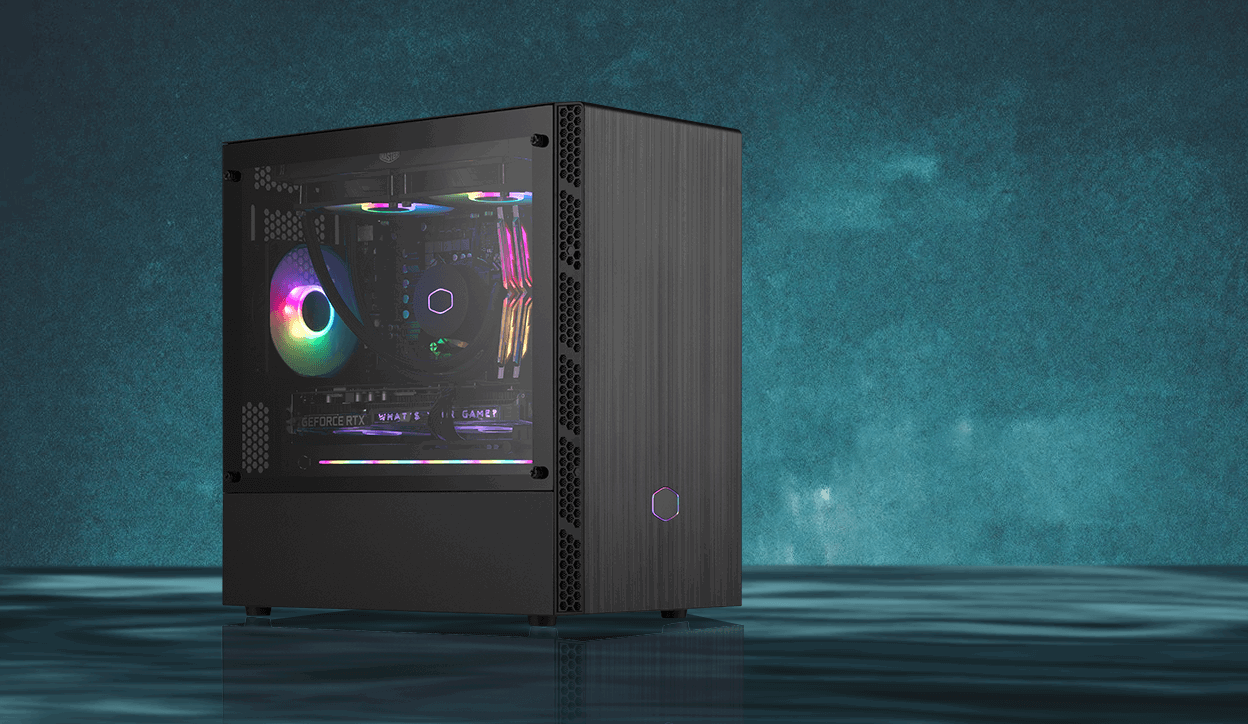 Vỏ Case Cooler Master MasterBox MB400L without ODD