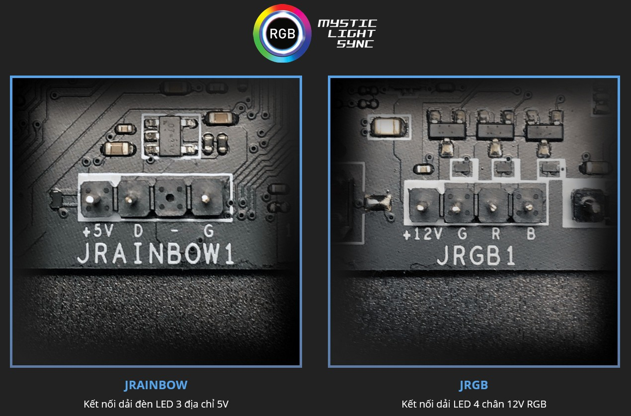 TRẢI NGHIỆM LED RGB MỘT CÁCH DỄ DÀNG