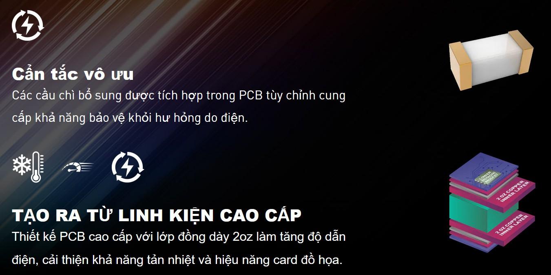 thiết kế PCB tùy biến