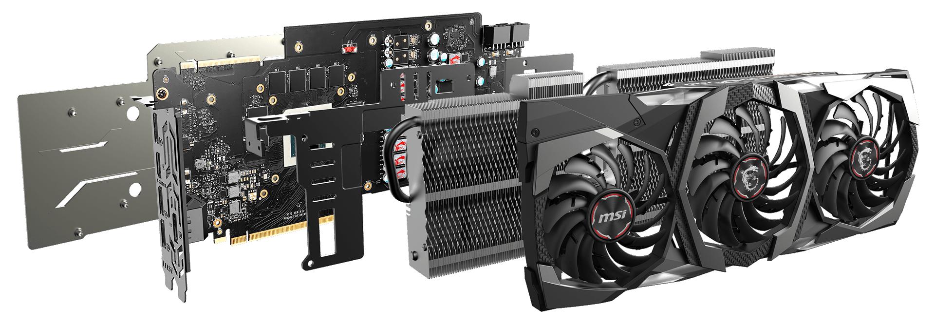 VGA MSI GeForce RTX 2070 SUPER GAMING X TRIO 8G