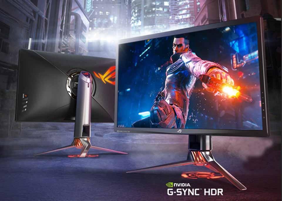 Công nghệ NVIDIA® G-SYNC™ đem đến trải nghiệm mượt mà