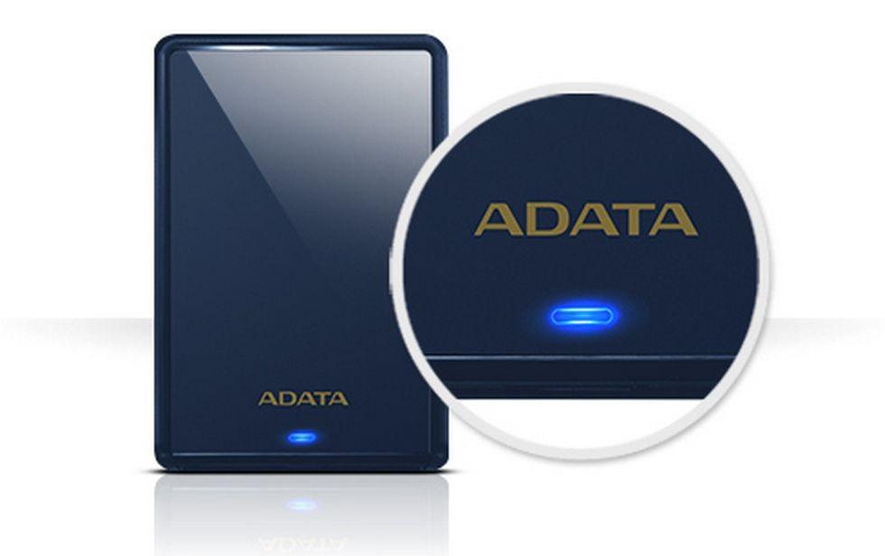ADATA HV620S 2TB Đèn LED hiển thị trạng thái