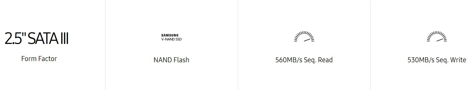 Ổ cứng SSD Samsung 860 Pro 2TB 2.5