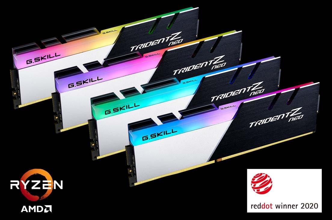 Hiệu suất DDR4 được tối ưu hóa cho AMD Ryzen 3000