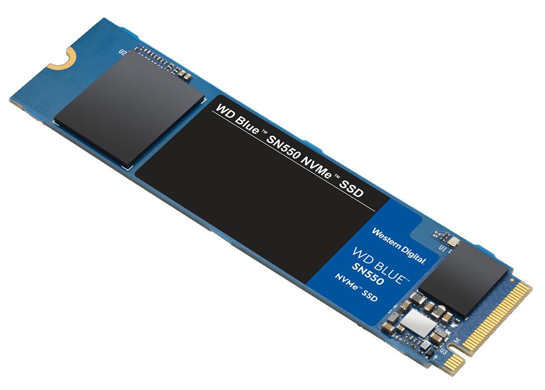 WD SN550 Giải pháp lưu trữ phù hợp cho PC
