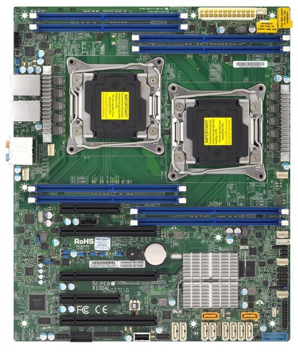 Mainboard Supermicro X10DAL-i
