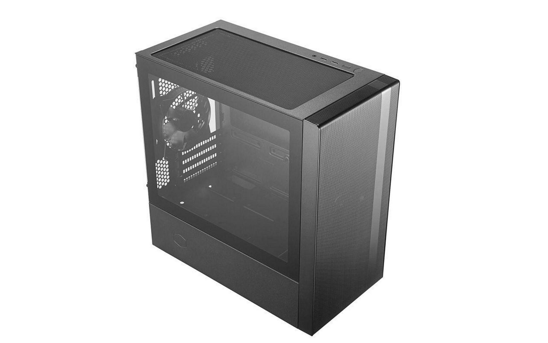 Vỏ Case Cooler Master MasterBox NR400 - sắp xếp hợp lý, gọn gàng
