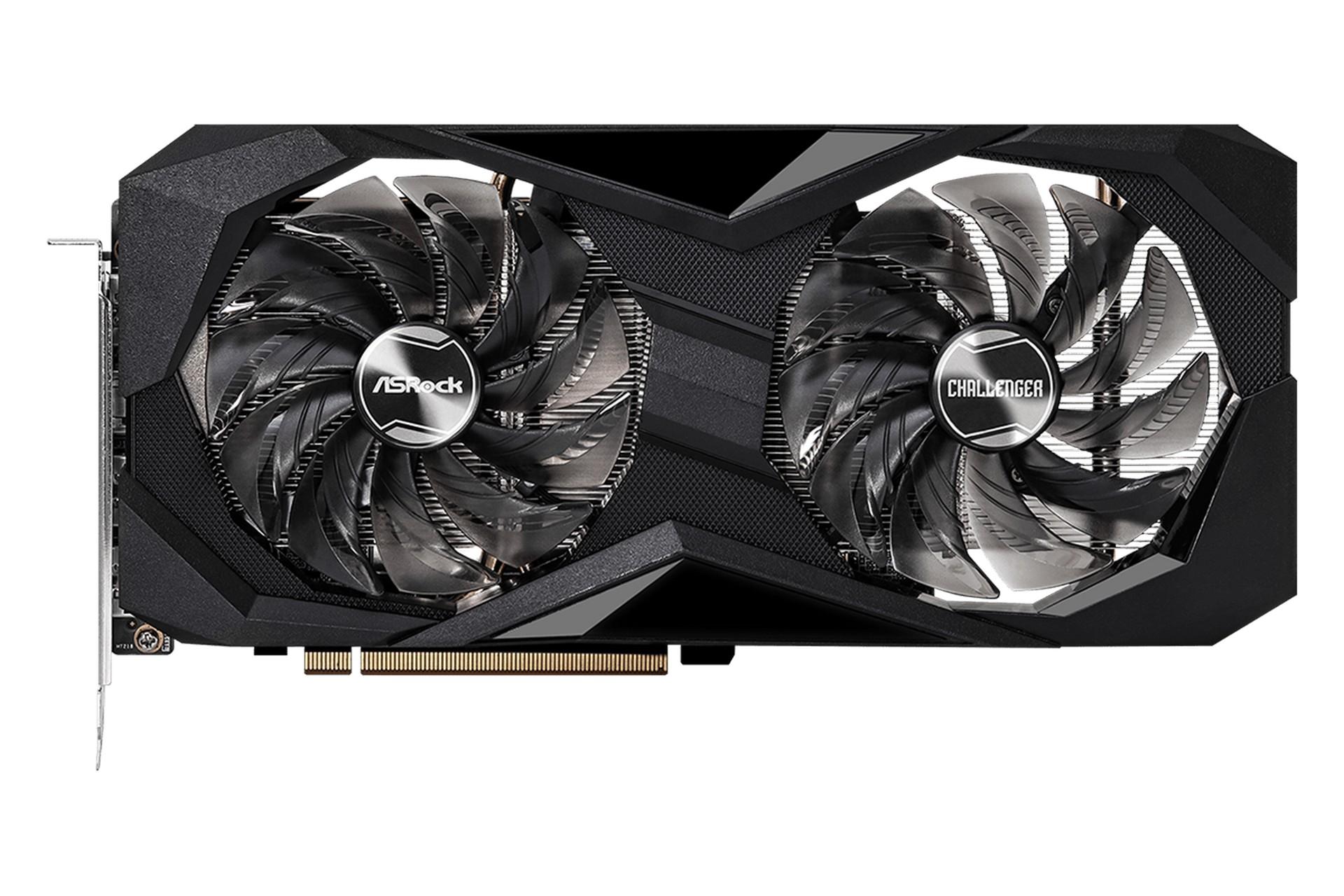 Card đồ họa AsRock AMD Radeon RX 6600 XT Challenger D