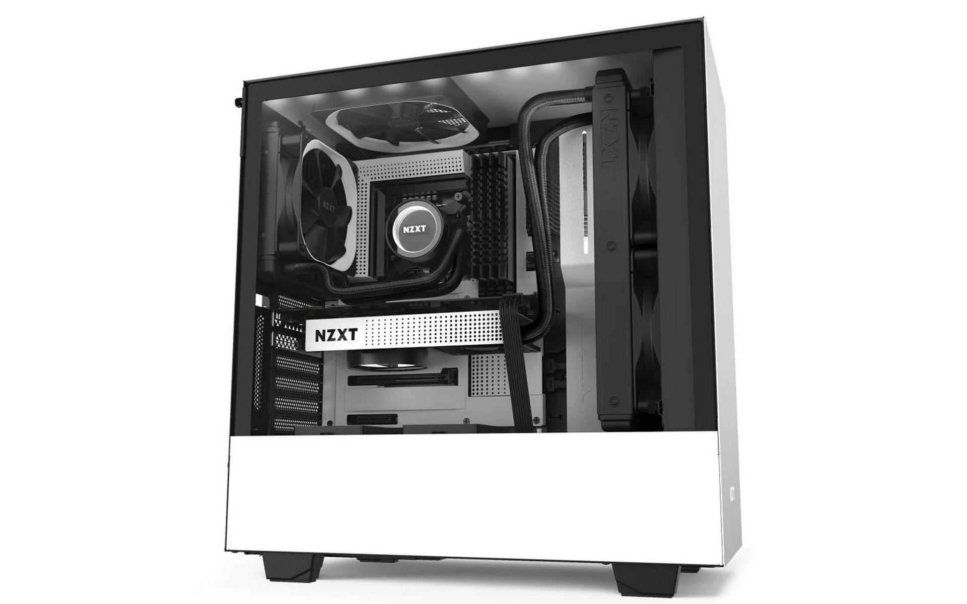 Vỏ Case NZXT H510i