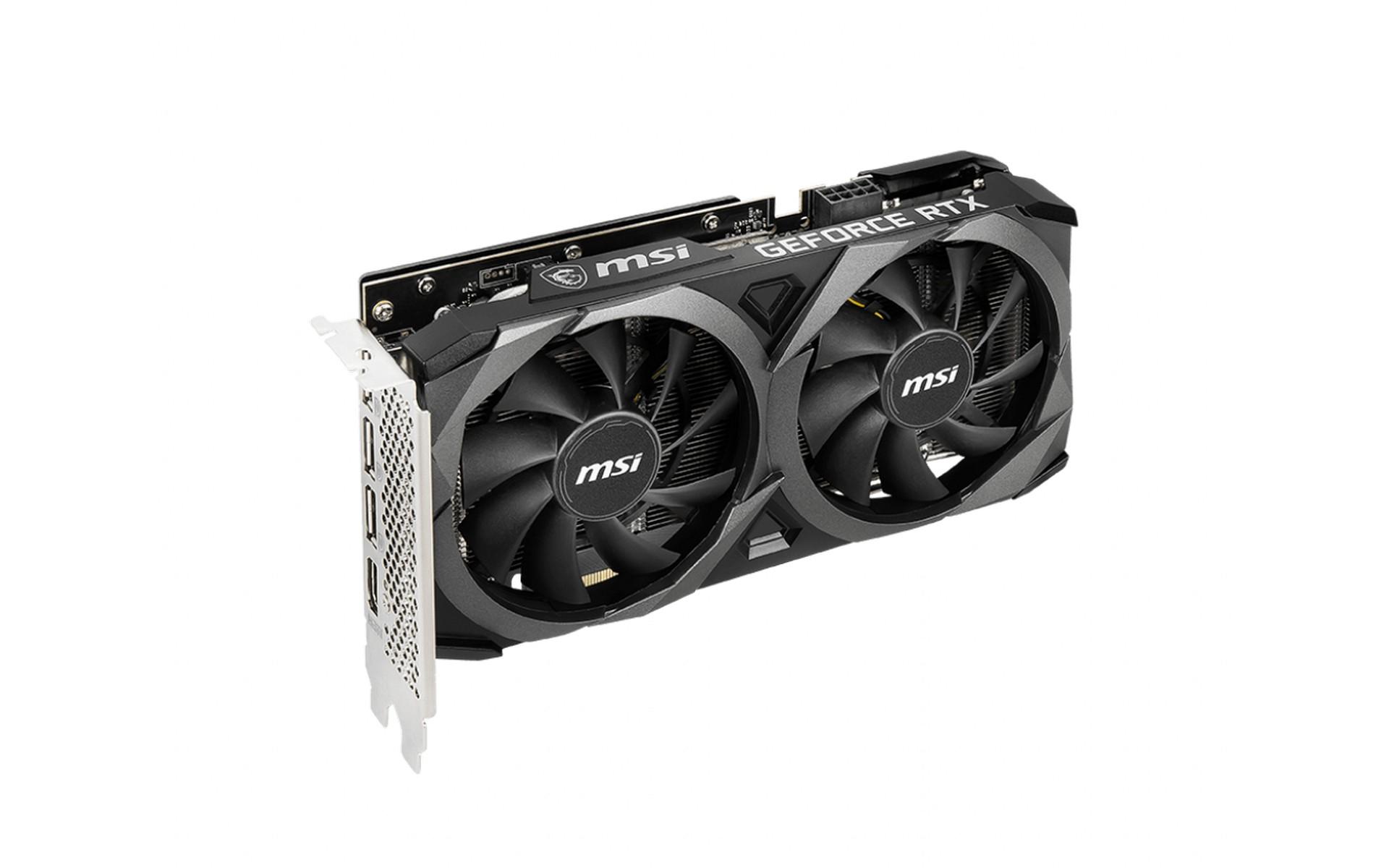 Card đồ họa MSI GeForce 3060 VENTUS 2X XS 12G