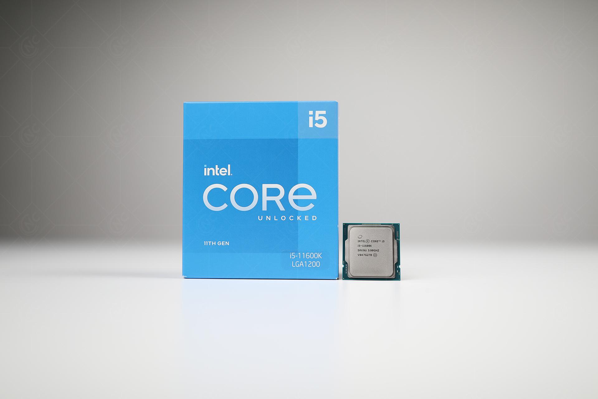 CPU Intel Core i5-11600K