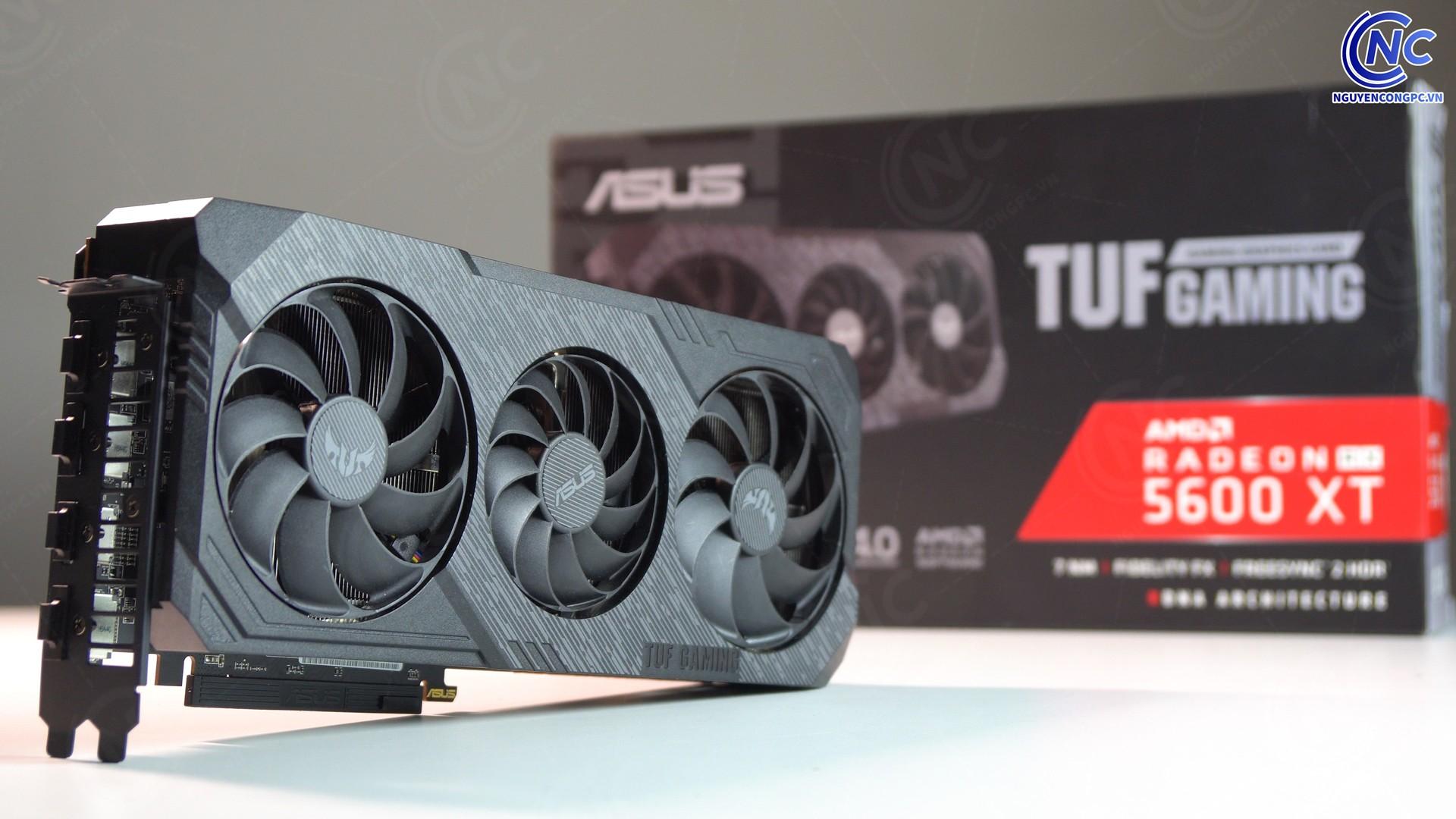 VGA ASUS Radeon RX 5600 XT TUF3 O6G EVO GAMING