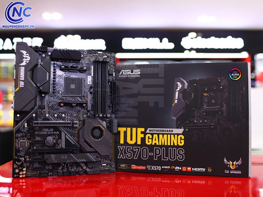 Asus TUF Gaming X570 Plus