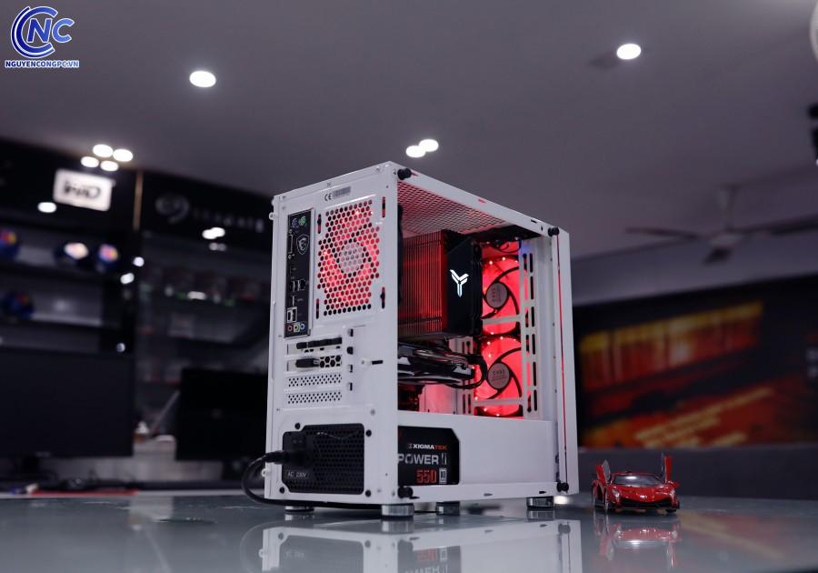 Bộ PC Gaming Intel Core I3-9100F / RX 580 8GB